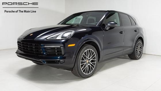 2020 Porsche Cayenne V6:21 car images available