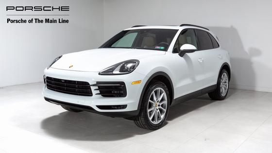 2020 Porsche Cayenne V6:22 car images available