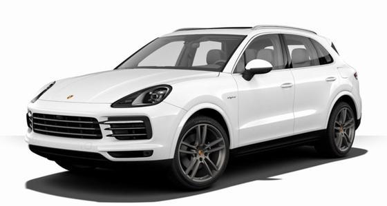 2021 Porsche Cayenne V6:4 car images available