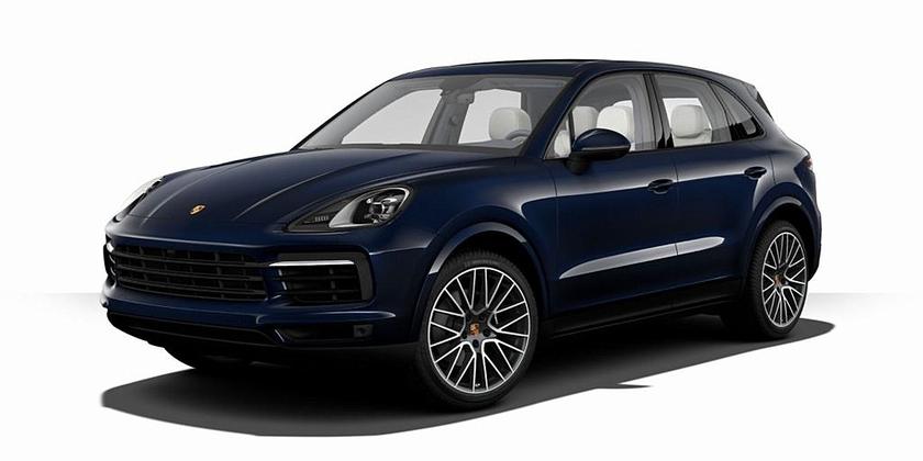 2021 Porsche Cayenne V6:3 car images available