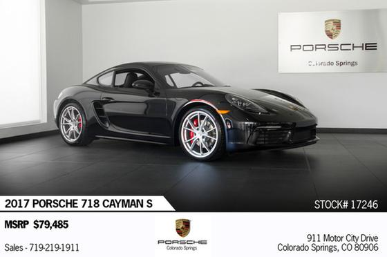 2017 Porsche Cayman :24 car images available