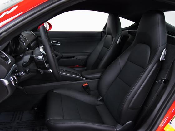 2018 Porsche Cayman