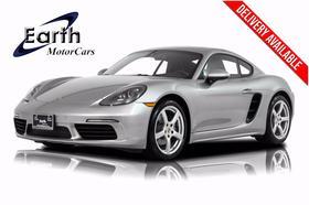 2018 Porsche Cayman :24 car images available