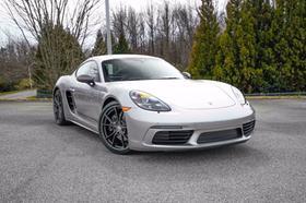 2021 Porsche Cayman :24 car images available