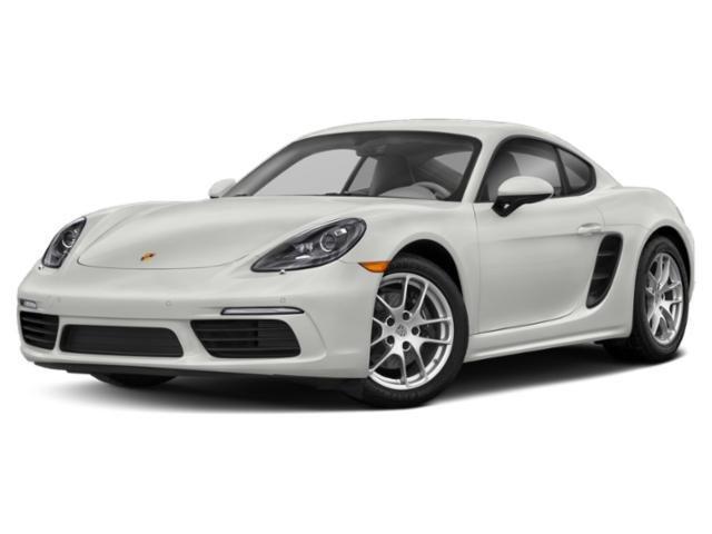 2018 Porsche Cayman  : Car has generic photo