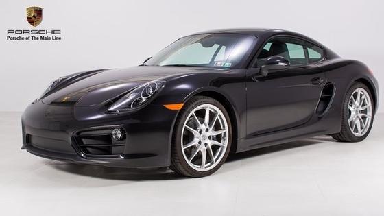 2014 Porsche Cayman :12 car images available