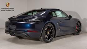 2018 Porsche Cayman 718 GTS