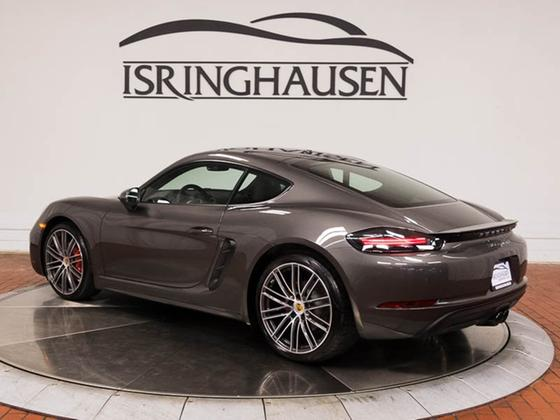 2018 Porsche Cayman 718 S For Sale In Springfield Il