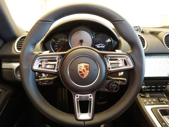 2018 Porsche Cayman 718 S
