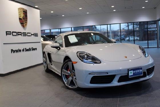 2018 Porsche Cayman 718 S:6 car images available
