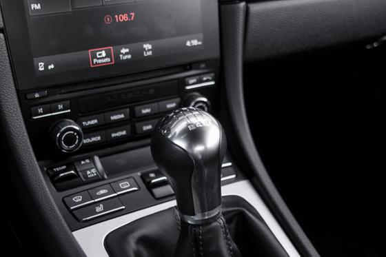 2017 Porsche Cayman 718