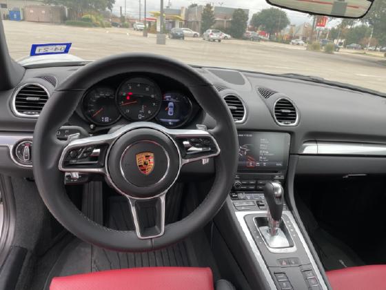 2018 Porsche Cayman 718