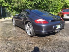2007 Porsche Cayman Coupe
