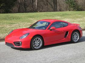 2016 Porsche Cayman Coupe:24 car images available