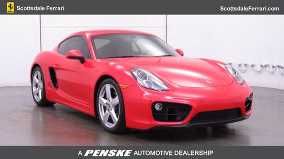 2015 Porsche Cayman Coupe:24 car images available