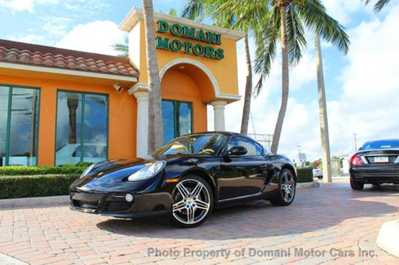 2011 Porsche Cayman Coupe:24 car images available