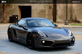 2014 Porsche Cayman Coupe:24 car images available