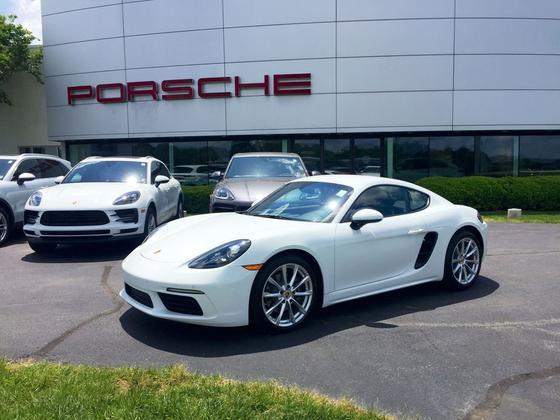 2018 Porsche Cayman Coupe:24 car images available