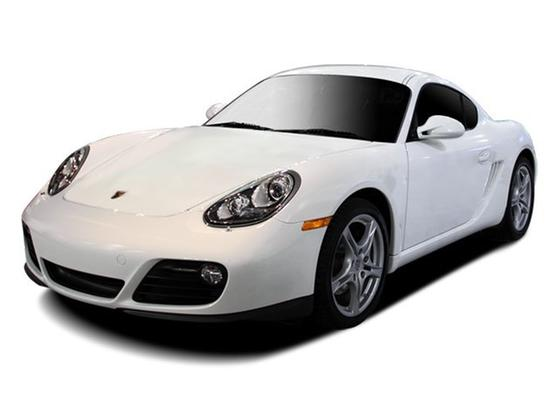 2008 Porsche Cayman Coupe : Car has generic photo