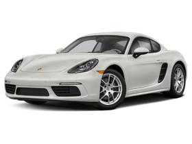 2018 Porsche Cayman Coupe : Car has generic photo