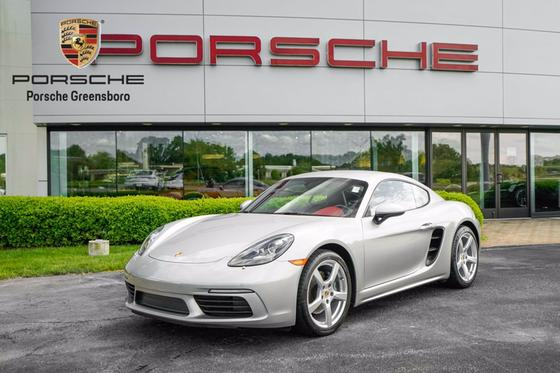 2017 Porsche Cayman Coupe:24 car images available