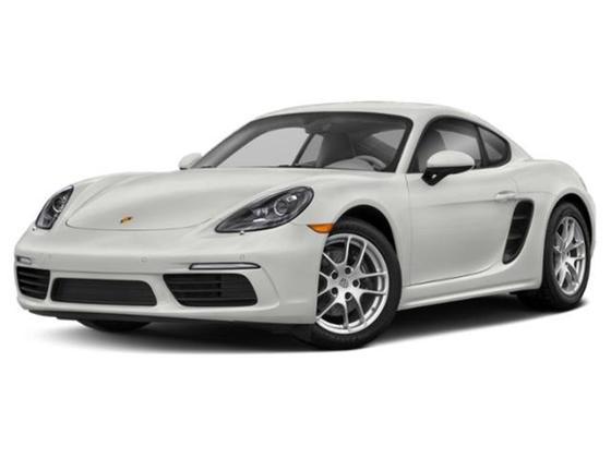 2018 Porsche Cayman Coupe : Car has generic photo