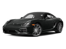 2016 Porsche Cayman Coupe : Car has generic photo