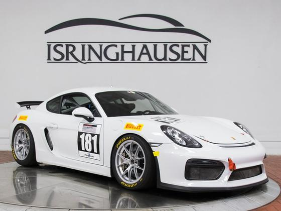 2016 Porsche Cayman GT4 Clubsport:17 car images available