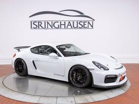 2016 Porsche Cayman GT4 Clubsport:20 car images available