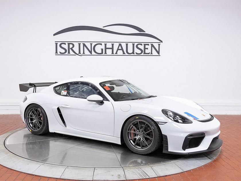 2020 Porsche Cayman GT4 Clubsport:24 car images available