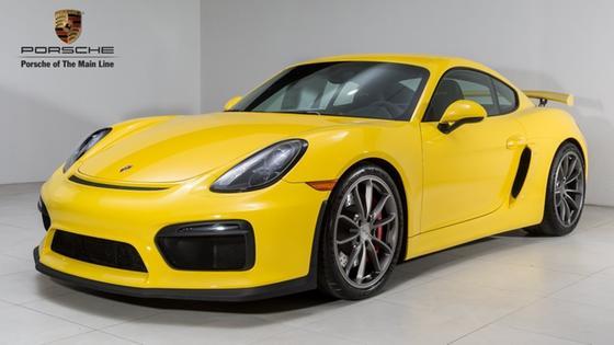 2016 Porsche Cayman GT4:22 car images available