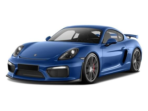 2016 Porsche Cayman GT4 : Car has generic photo