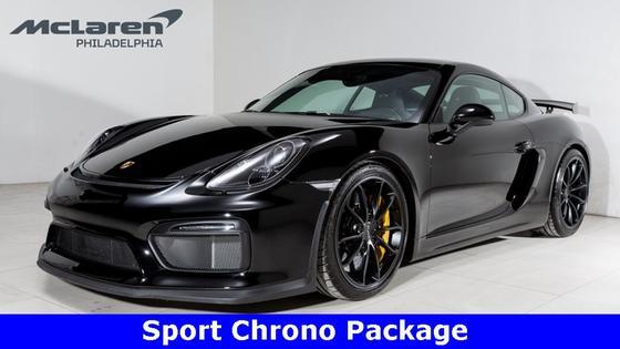 2016 Porsche Cayman GT4:21 car images available