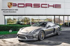 2016 Porsche Cayman GT4:24 car images available