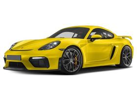 2020 Porsche Cayman GT4 : Car has generic photo