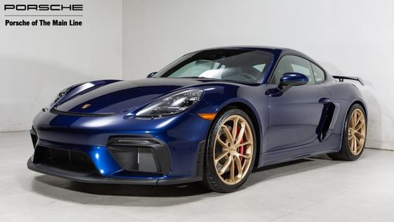2020 Porsche Cayman GT4:20 car images available