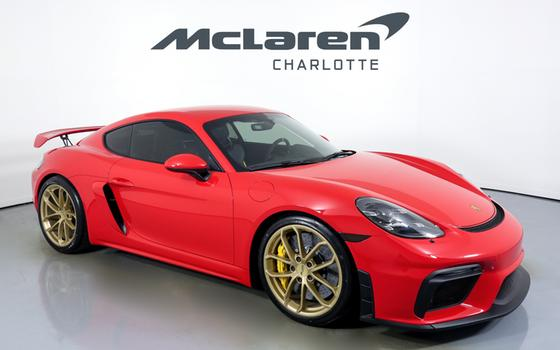 2020 Porsche Cayman GT4:24 car images available
