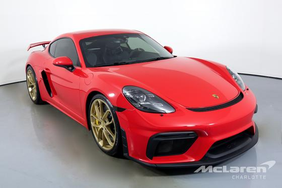 2020 Porsche Cayman GT4
