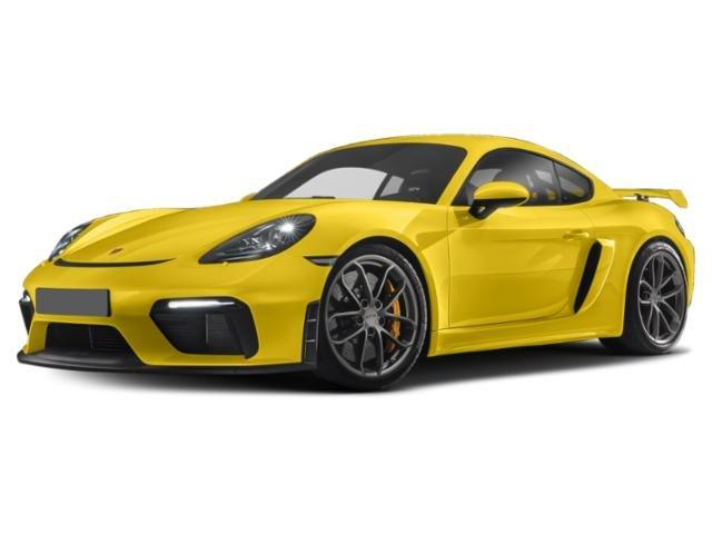 2020 Porsche Cayman GT4 : Car has generic photo