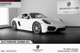 2015 Porsche Cayman GTS:24 car images available