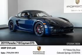 2019 Porsche Cayman GTS:22 car images available
