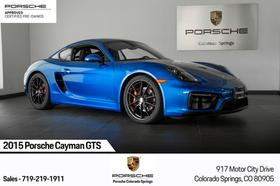 2015 Porsche Cayman GTS:24 car images available