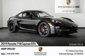 2019 Porsche Cayman GTS:24 car images available