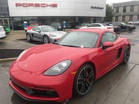 2018 Porsche Cayman GTS:20 car images available