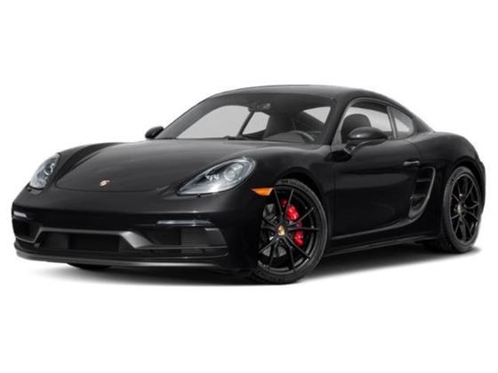 2019 Porsche Cayman GTS : Car has generic photo