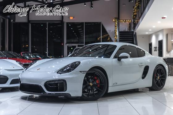2016 Porsche Cayman GTS:24 car images available