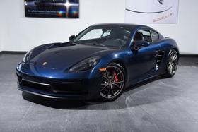 2018 Porsche Cayman GTS:24 car images available