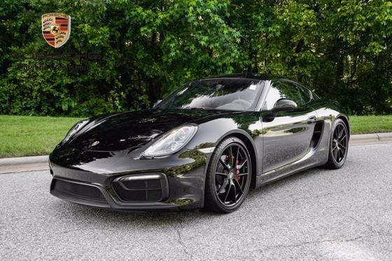 2016 Porsche Cayman GTS:24 car images available