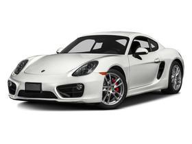 2016 Porsche Cayman GTS : Car has generic photo
