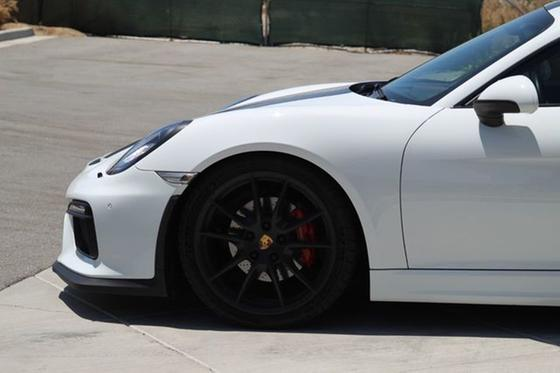 2016 Porsche Cayman GTS